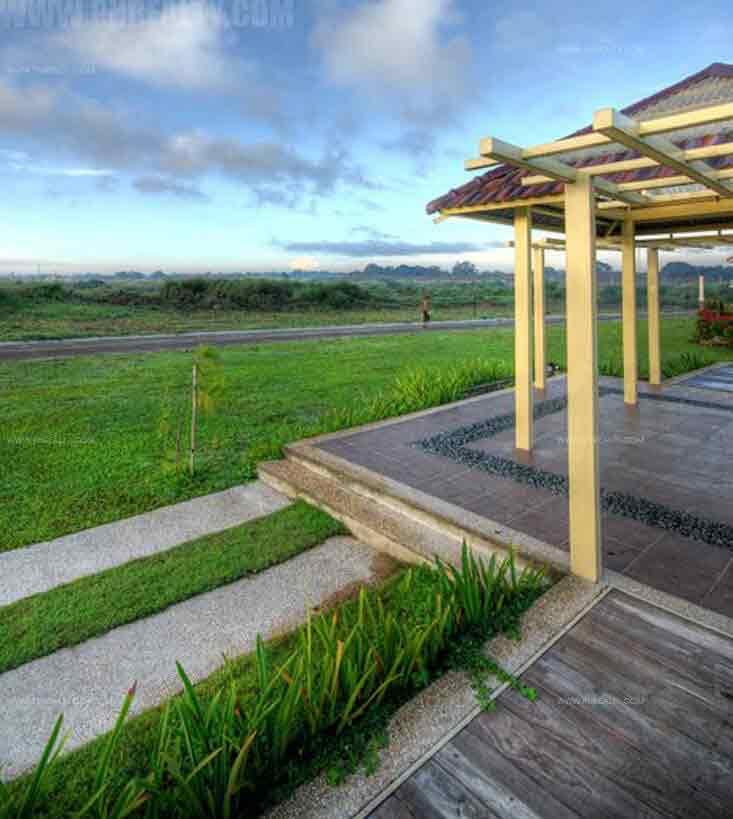 Linear Park Gazebo