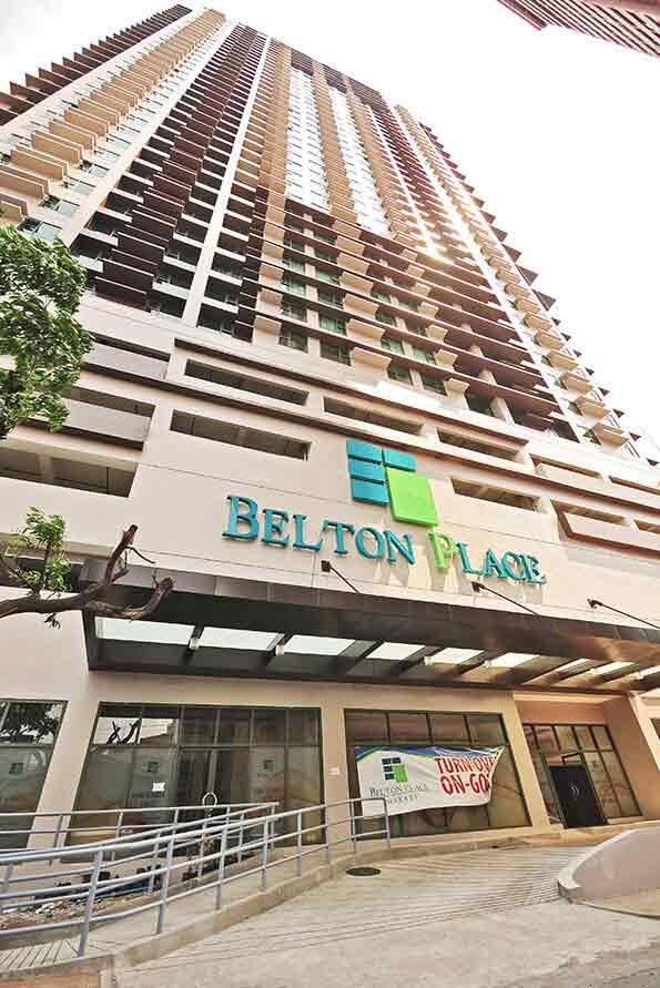 Belton Place