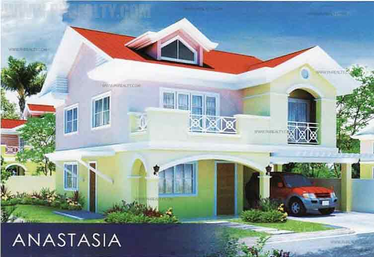 Anastasia House Model