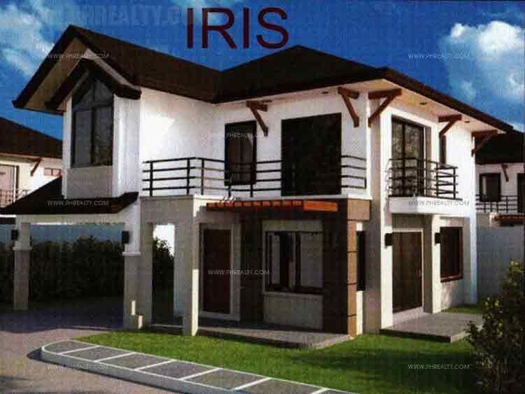 Iris House Model