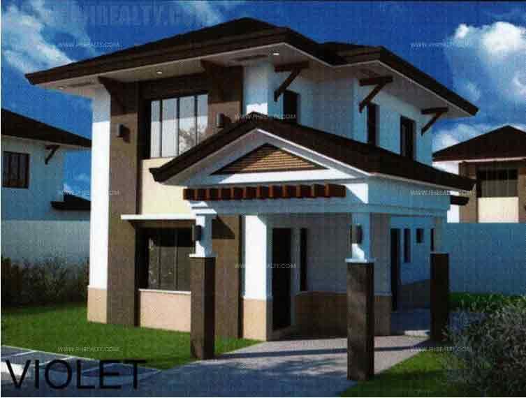 Violet House Model