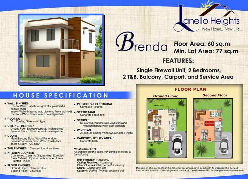 Brenda House Model