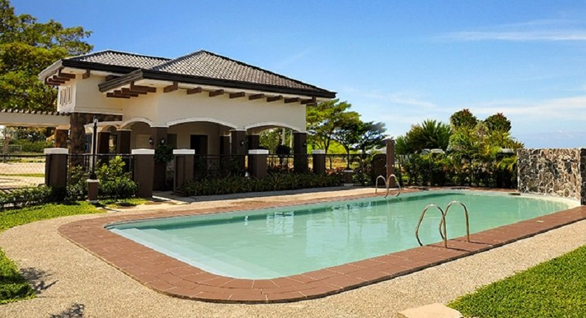 Clubhouse with Swimming Pool