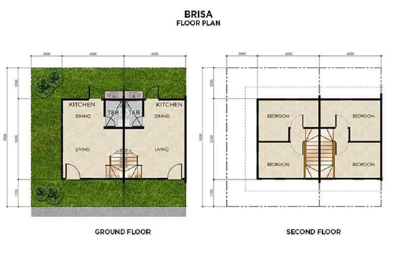 Brisa Floor Plan