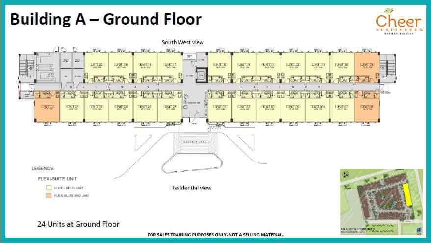 Building A - Ground Floor