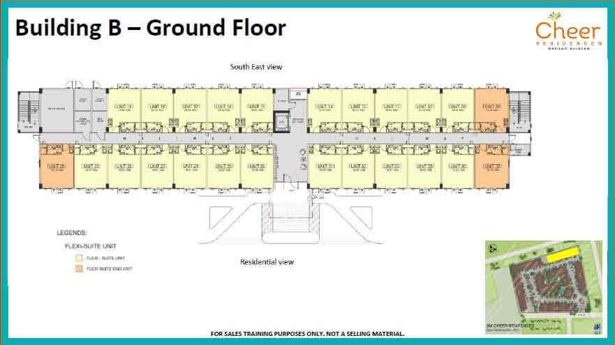 Building B - Ground Floor