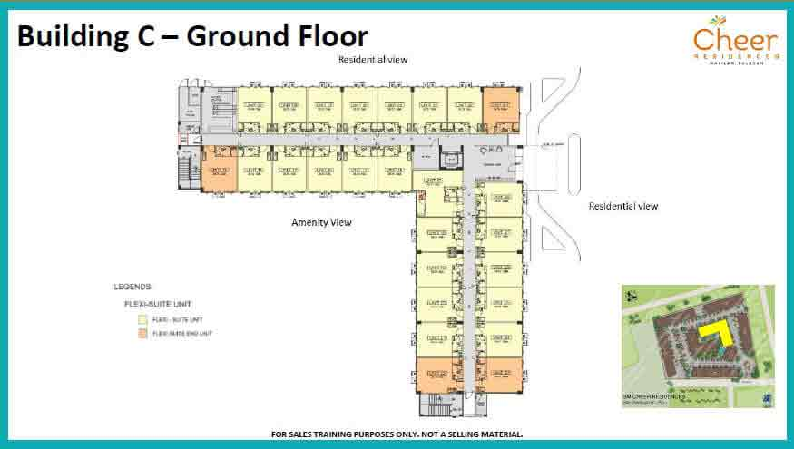 Building C - Ground Floor