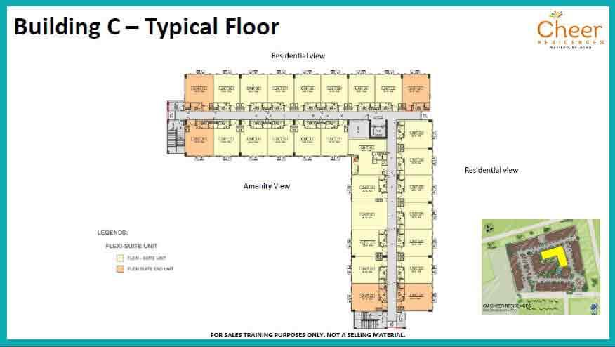 Building C - Typical Floor