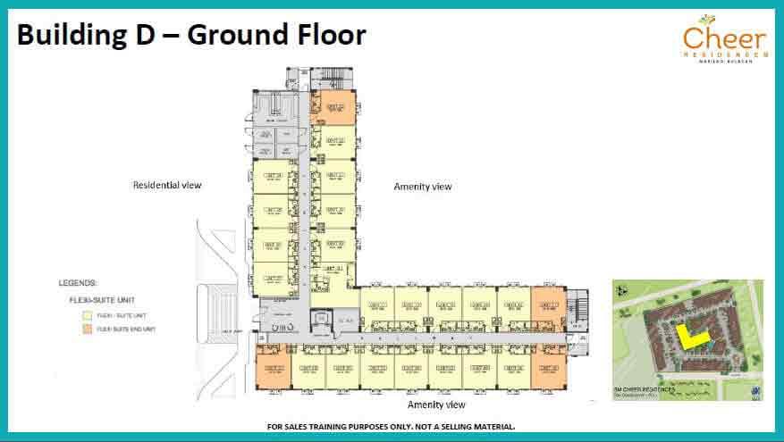 Building D - Ground Floor