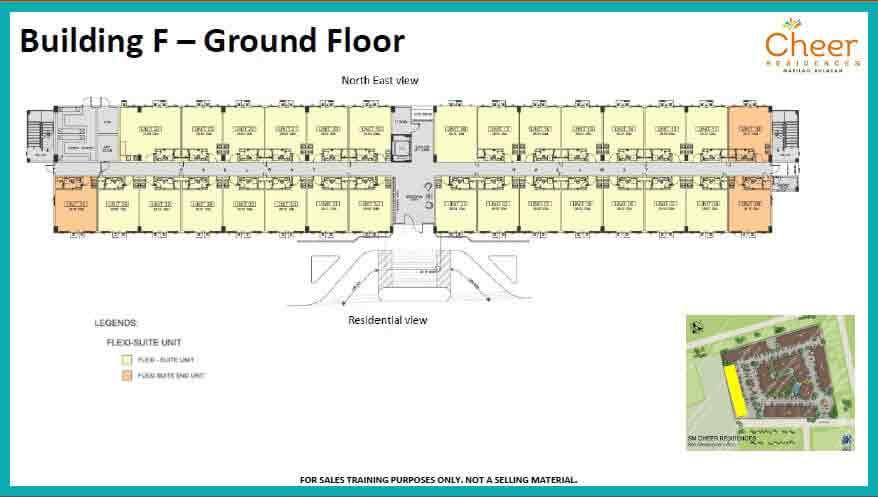 Building F - Ground Floor