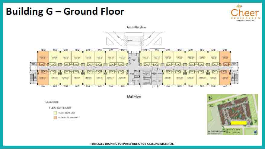 Building G - Ground Floor