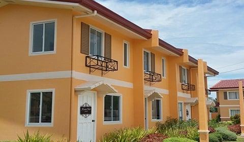 Camella Bohol House Lot For