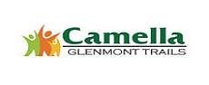Camella Glenmont Trails Logo