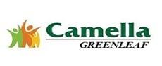 Camella Greenleaf Logo
