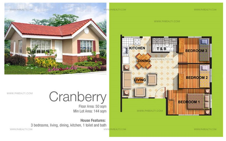 Cranberry Camella Provence - Camella Homes House & Lot For Sale in ...