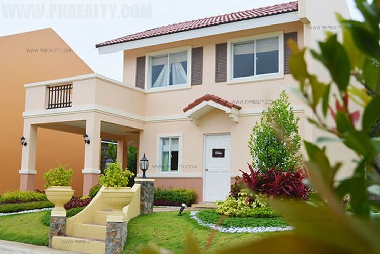 Camella batangas city house lot for sale in alangilan for Camella homes design pictures