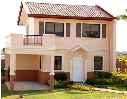 Camella Belize Dasma House Lot For