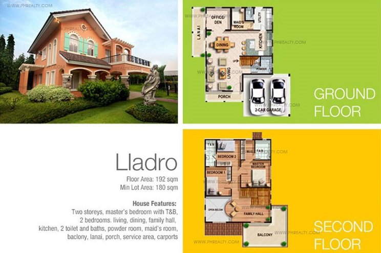 Lladro Floor Plan