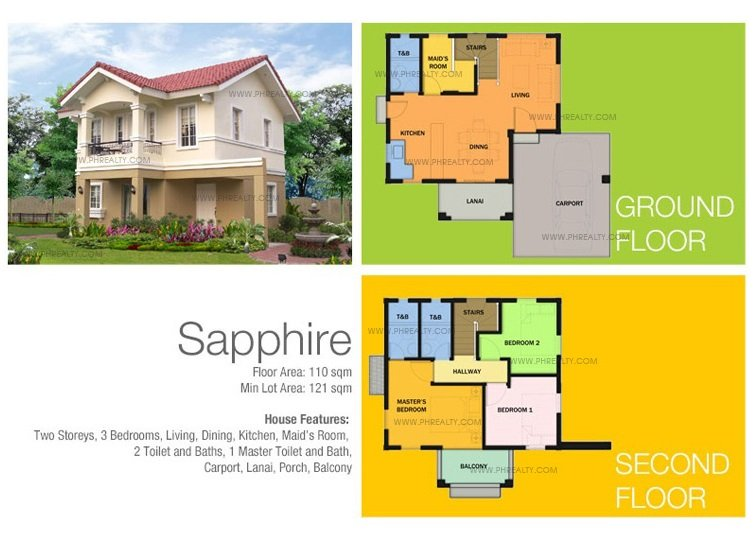 Sapphire Camella Cabanatuan - Camella Homes House & Lot For Sale ...