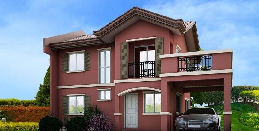 Freya House Model