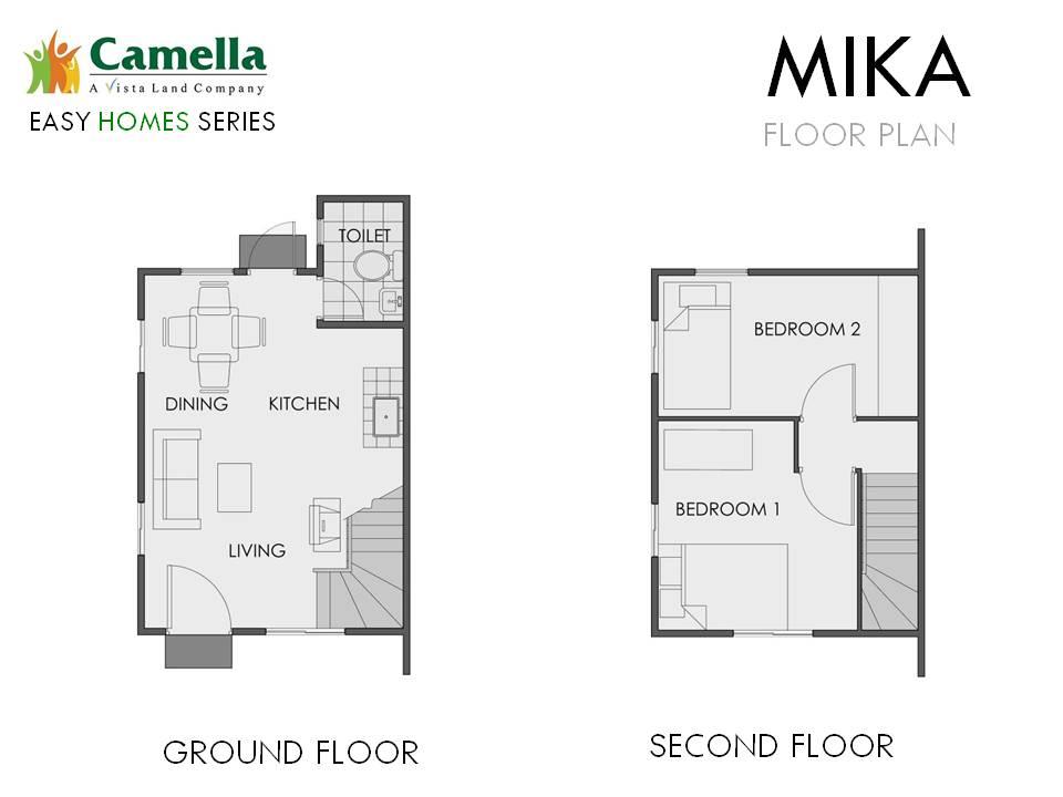 Mika Floor Plan