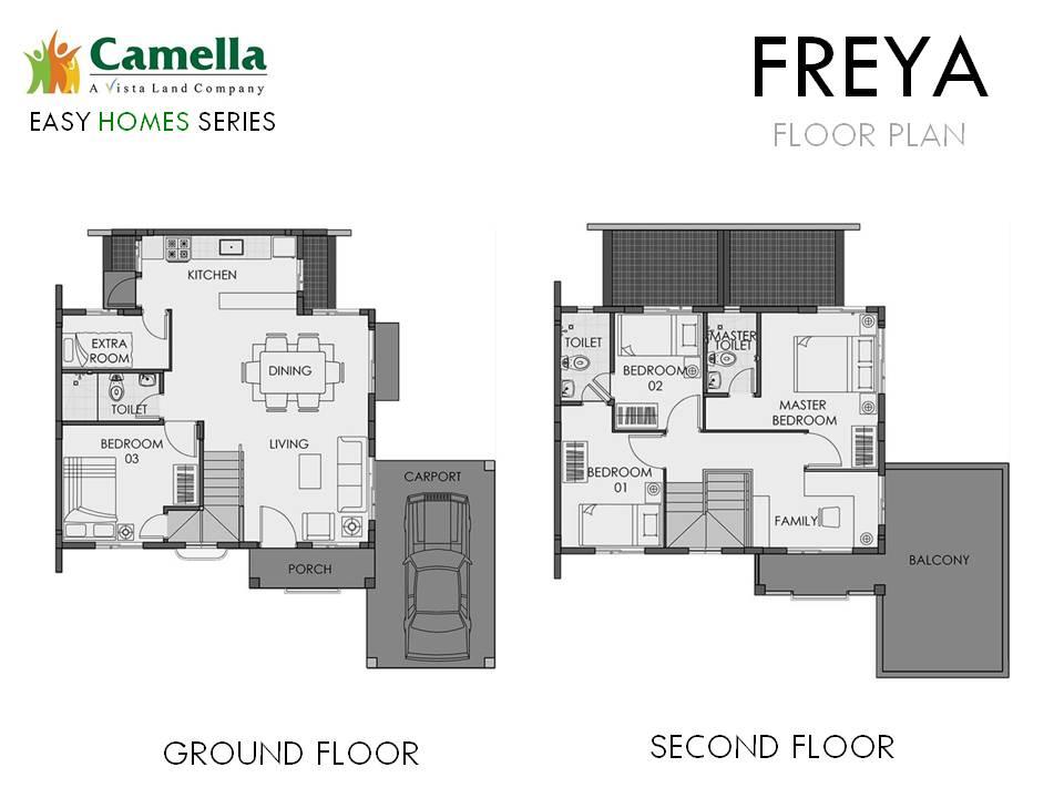 Freya Floor Plan
