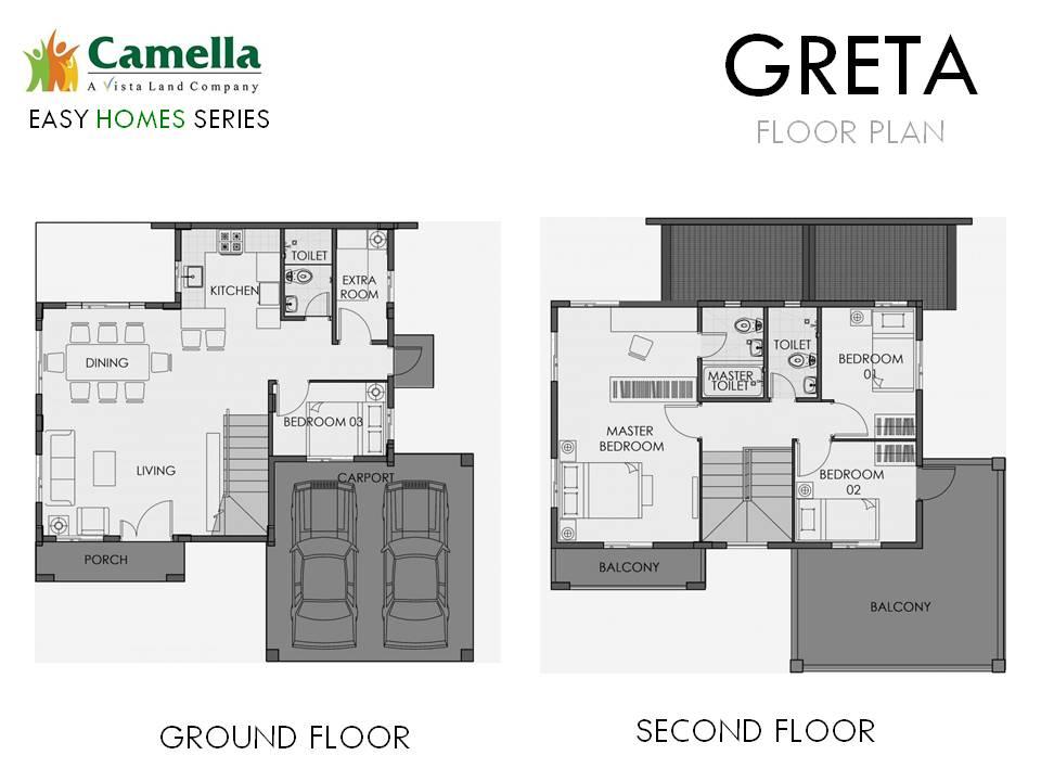 Greta Floor Plan