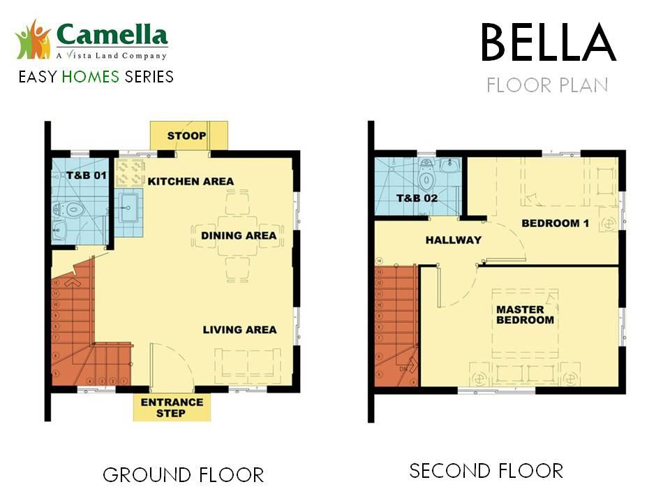 Bella Floor Plan