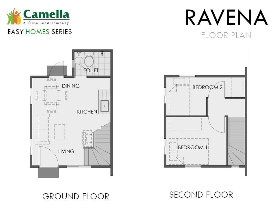 Ravena Floor Plan