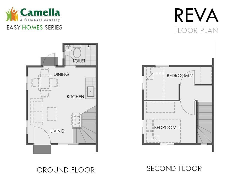 Reva Floor Plan