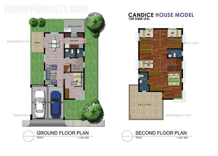 Candice Floor Plan