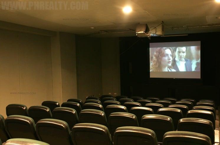 Cinema Area