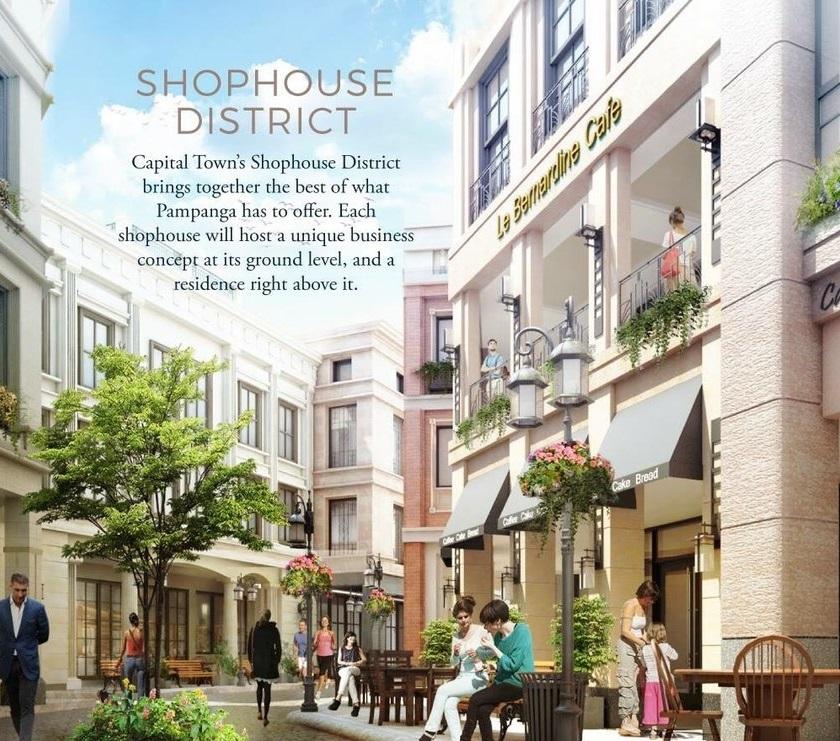 Shophouse District