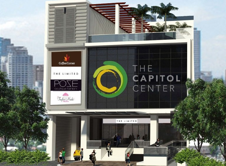The Capitol Center Mall