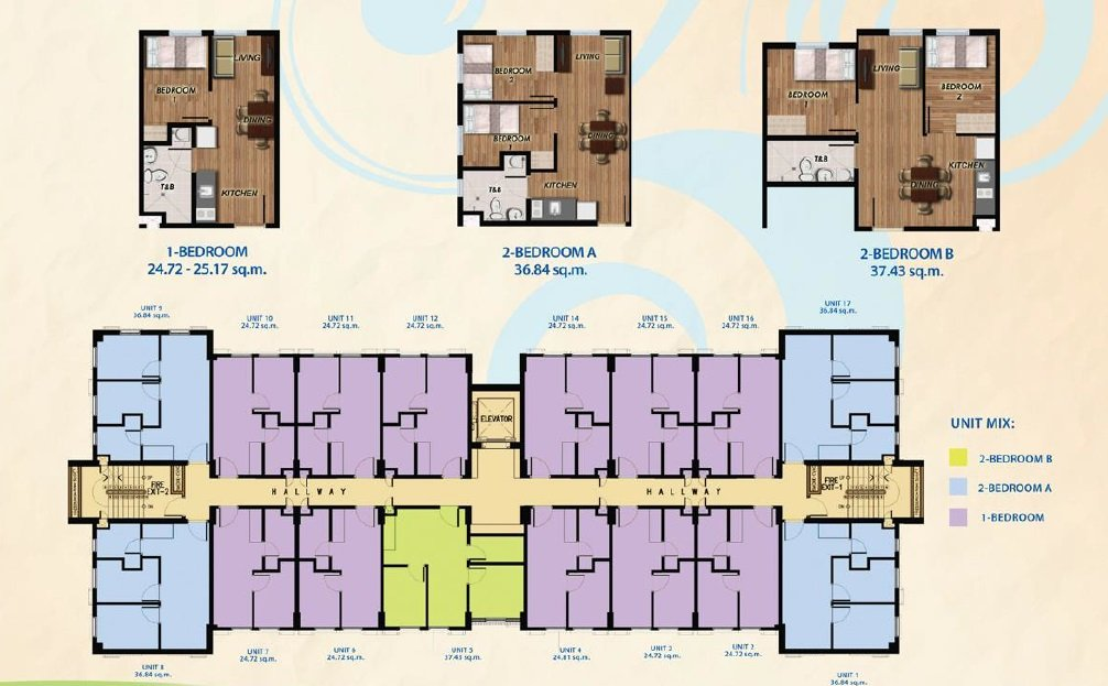 Caramoan Floor Plan