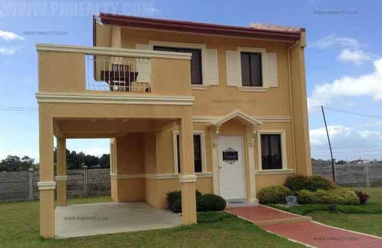 Carmella House Model