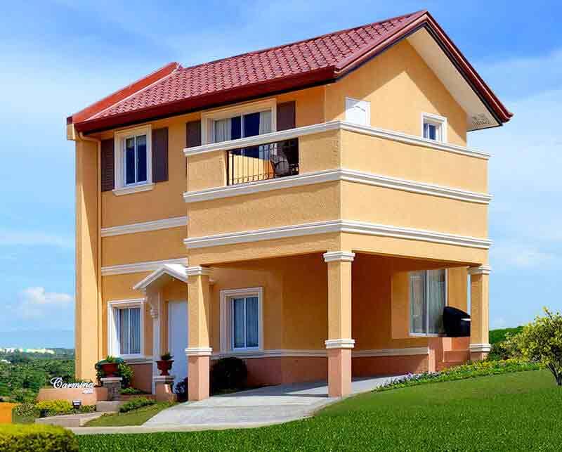 Carmina Down Hill House Model