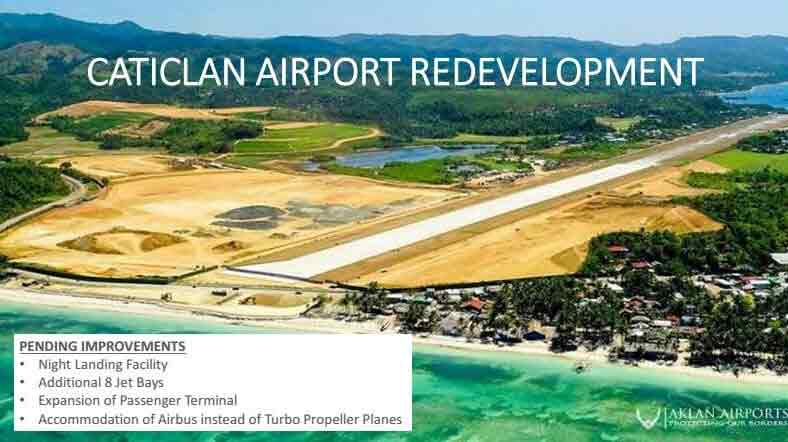 Caticlan Airport Redevelopment