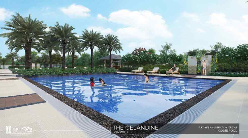 Celandine Residences QC - Pool