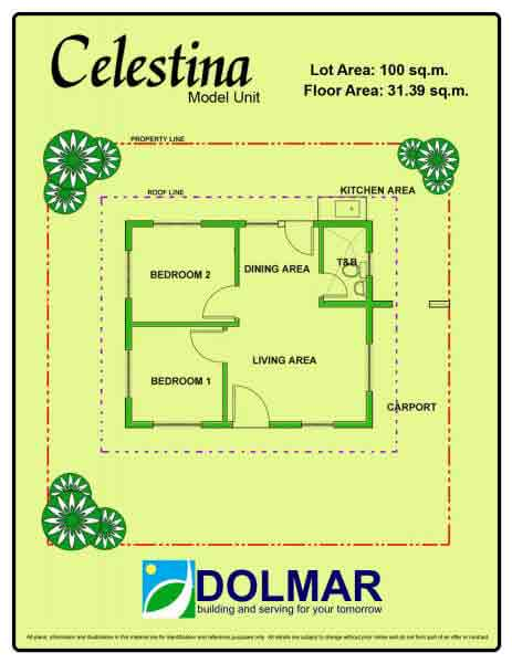 Celestina Floor Plan