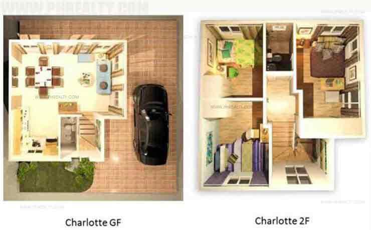 Charlotte Floor Plan