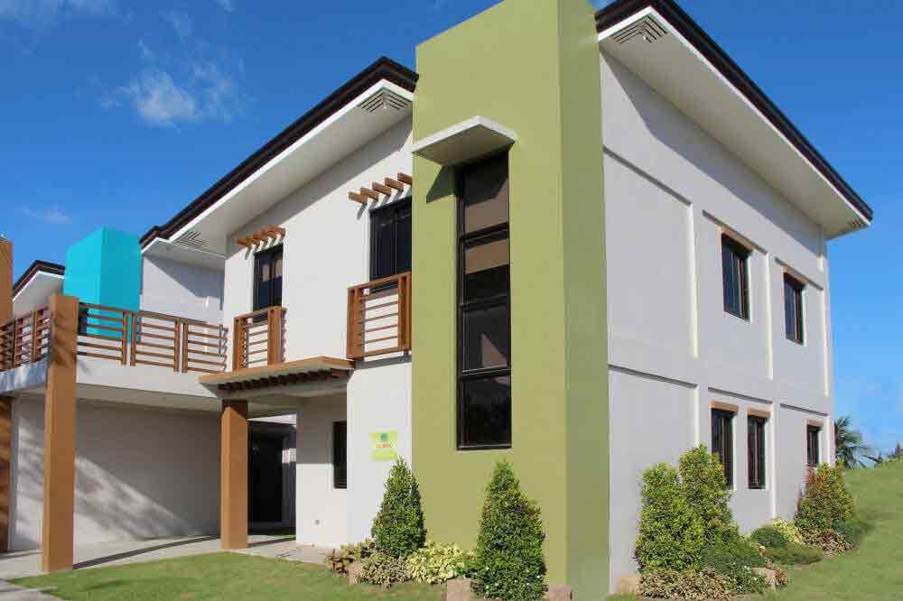 Clark House Model