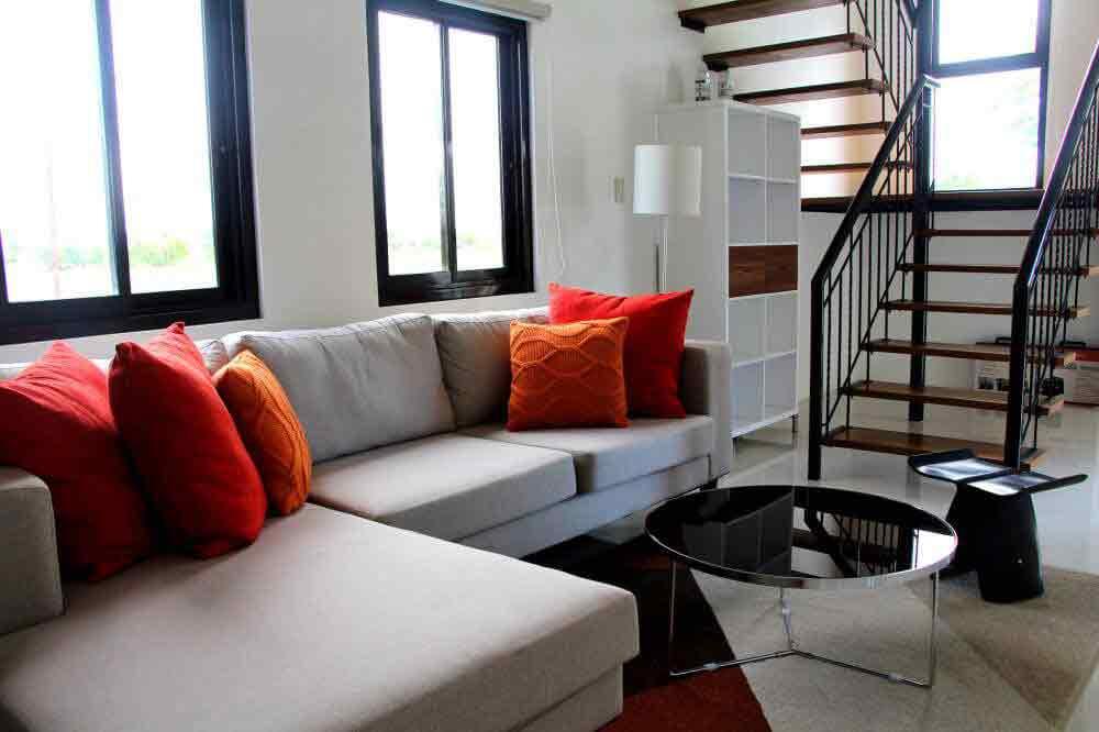 Interior - Clark Model House