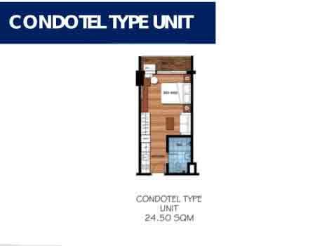 Condotel Type Unit