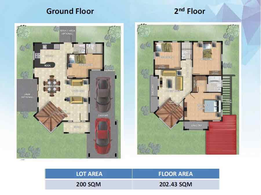 Dalton Floor Plan
