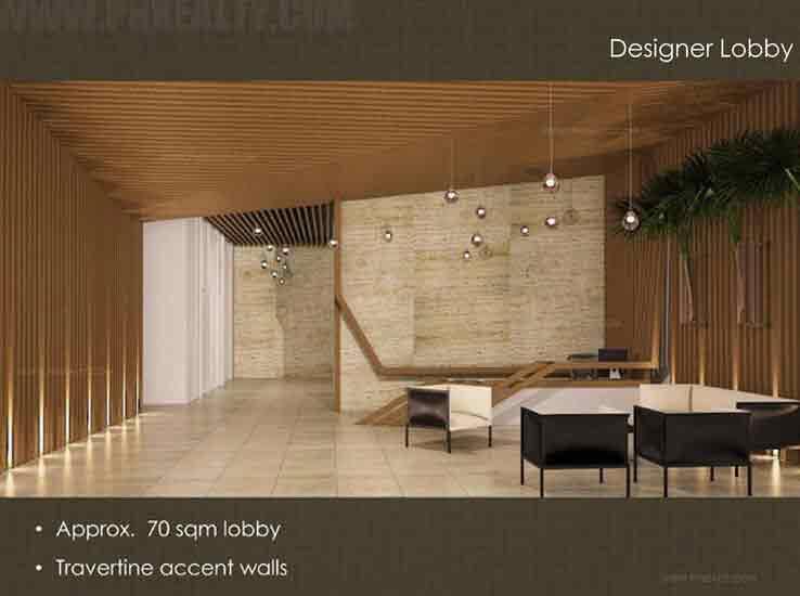 Designer Lobby