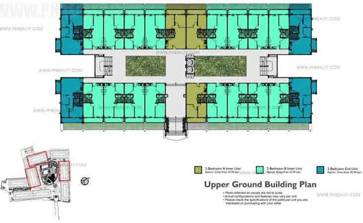 Typical Upper Ground Floor Plan