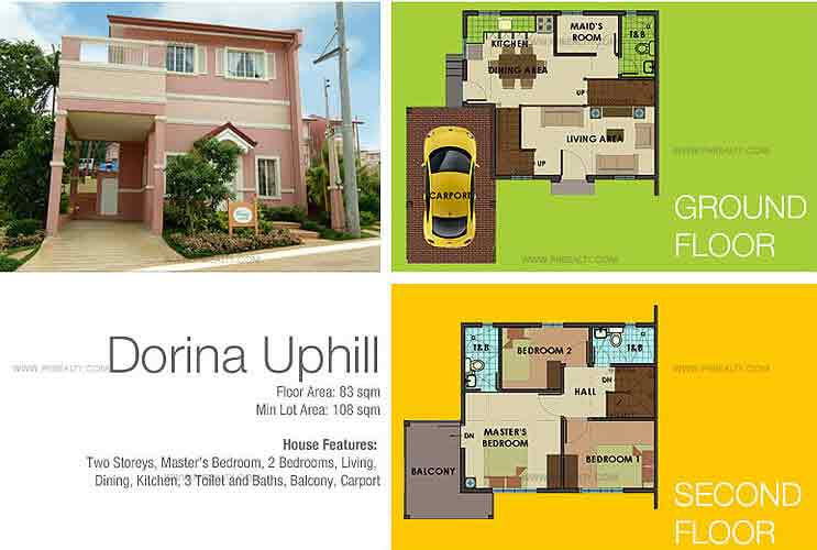 Dorina Up Hill House Features And Specifications