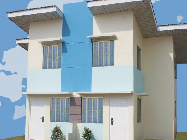 Duplex 2 BR