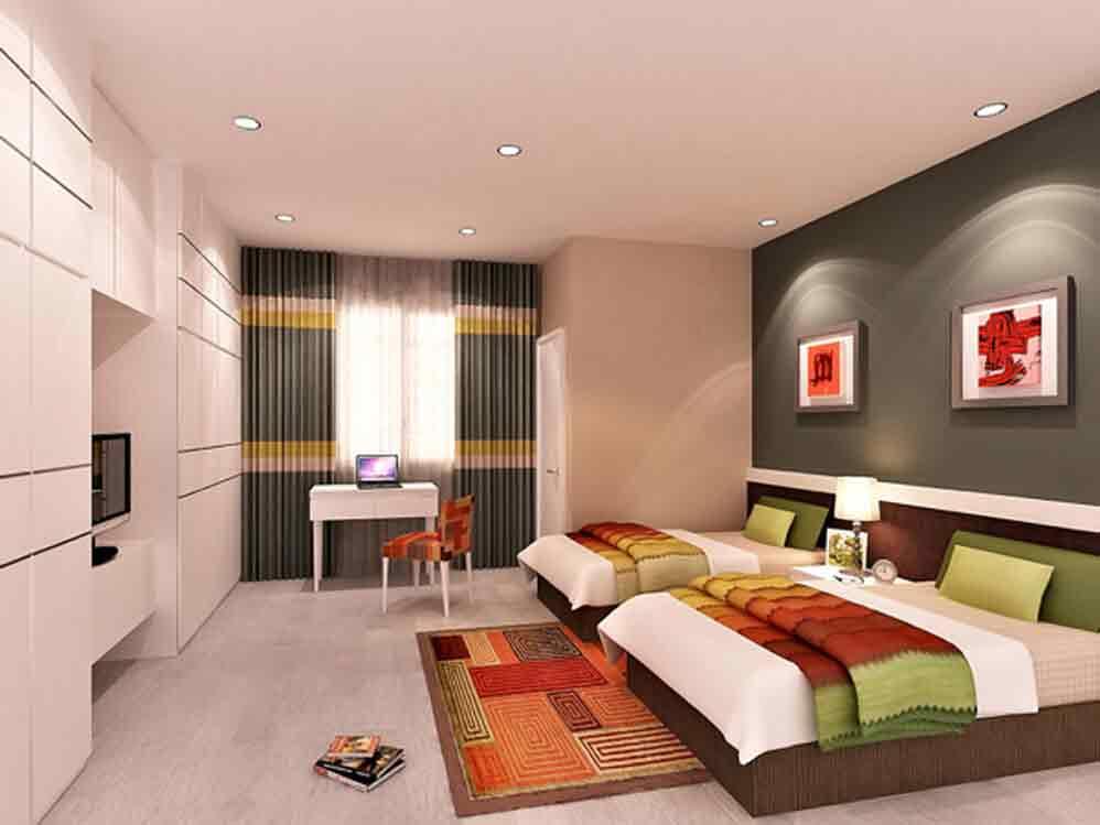 Eleganza Townhouse Bedroom